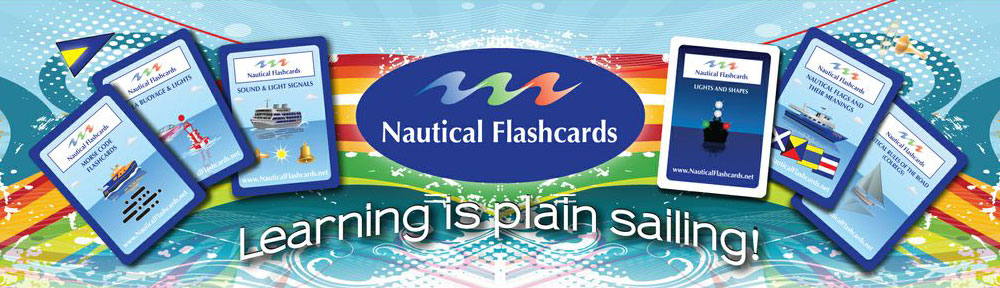 Nautical Flashcards - Learning is plain sailing!