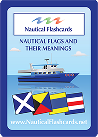 Nautical Flags and Pennants Flashcards