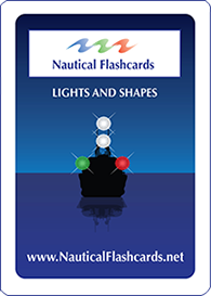 Nautical Lights and Shapes Flashcards